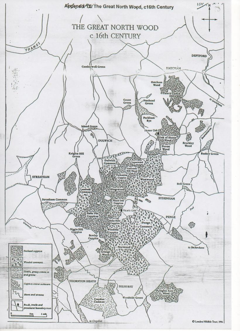 16TH Century GNW Map 001