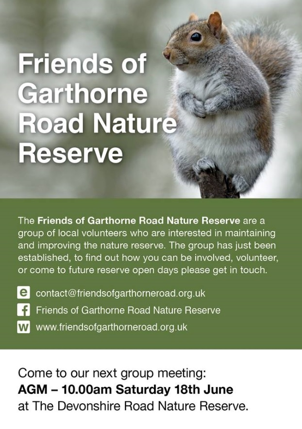 Join the Friends' AGM at Devonshire Road