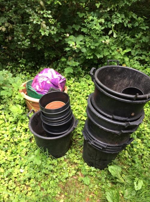 Missing or lost gardening materials?
