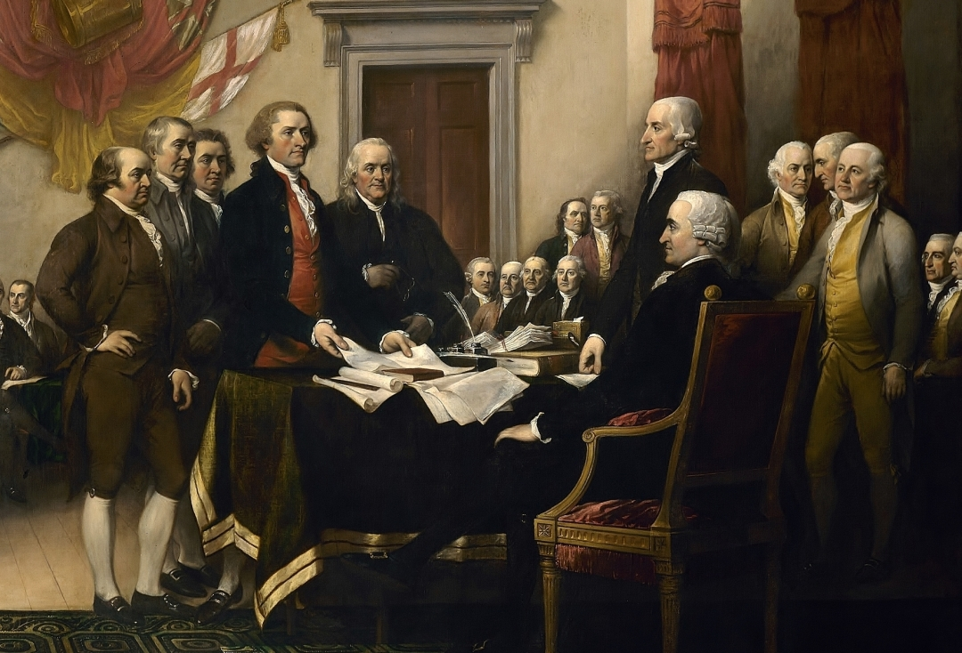 declaration_independence John Trumbull